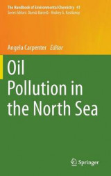 Omslag - Oil Pollution in the North Sea 2016