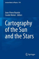 Omslag - The Surface Cartography of the Sun and the Stars 2016