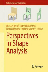 Omslag - Perspectives in Shape Analysis