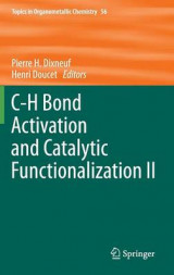 Omslag - C-H Bond Activation and Catalytic Functionalization II 2016