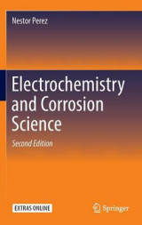 Omslag - Electrochemistry and Corrosion Science