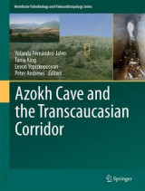 Omslag - Azokh Cave and the Transcaucasian Corridor 2016