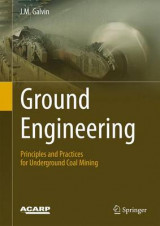 Omslag - Ground Engineering - Principles and Practices for Underground Coal Mining 2016