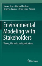 Omslag - Environmental Modeling with Stakeholders 2017