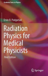Omslag - Radiation Physics for Medical Physicists 2016