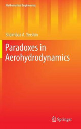 Omslag - Paradoxes in Aerohydrodynamics 2016