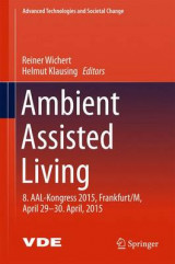 Omslag - Ambient Assisted Living 2016