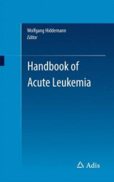 Omslag - Handbook of Acute Leukemia 2017