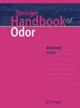 Omslag - Springer Handbook of Odor 2017