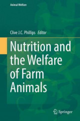 Omslag - Nutrition and the Welfare of Farm Animals