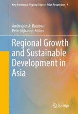 Omslag - Regional Growth and Sustainable Development in Asia 2017
