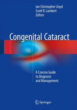 Omslag - Congenital Cataract 2017