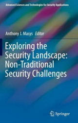 Omslag - Exploring the Security Landscape: Non-Traditional Security Challenges 2016