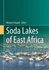 Omslag - Soda Lakes of East Africa 2016