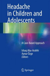 Omslag - Headache in Children and Adolescents 2016