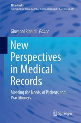 Omslag - New Perspectives in Medical Records 2016