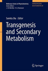 Omslag - Transgenesis and Secondary Metabolism 2017