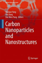 Omslag - Carbon Nanoparticles and Nanostructures 2016