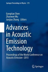 Omslag - Advances in Acoustic Emission Technology