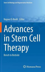 Omslag - Advances in Stem Cell Therapy 2016
