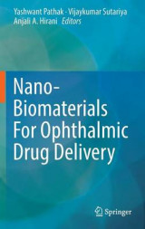 Omslag - Nano-Biomaterials for Ophthalmic Drug Delivery 2016
