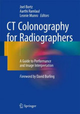 Omslag - CT Colonography for Radiographers 2016