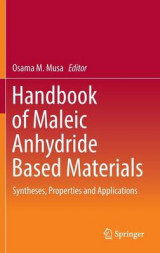 Omslag - Handbook of Maleic Anhydride Based Materials 2016