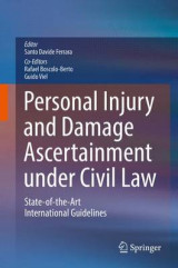 Omslag - Personal Injury and Damage Ascertainment Under Civil Law 2016