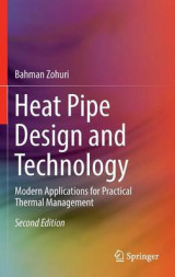 Omslag - Heat Pipe Design and Technology 2016