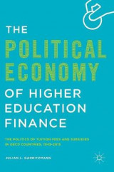 Omslag - The Political Economy of Higher Education Finance 2016