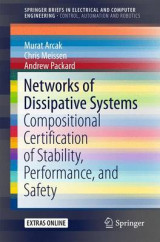 Omslag - Networks of Dissipative Systems 2016