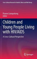 Omslag - Children and Young People Living with HIV/AIDS 2016