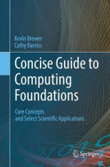 Omslag - Concise Guide to Computing Foundations 2017