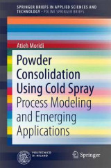 Omslag - Powder Consolidation Using Cold Spray 2016