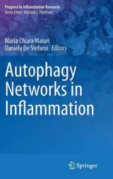 Omslag - Autophagy Networks in Inflammation 2016