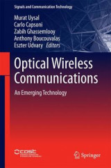 Omslag - Optical Wireless Communications 2016