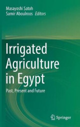 Omslag - Irrigated Agriculture in Egypt 2016