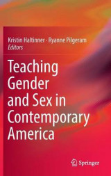 Omslag - Teaching Gender and Sex in Contemporary America 2016