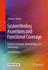 Omslag - Systemverilog Assertions and Functional Coverage 2016
