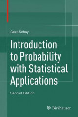 Omslag - Introduction to Probability with Statistical Applications