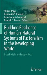 Omslag - Building Resilience of Human-Natural Systems of Pastoralism in the Developing World 2016