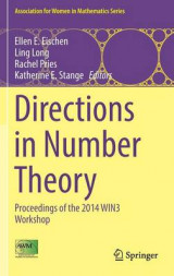 Omslag - Directions in Number Theory