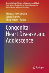 Omslag - Congenital Heart Disease and Adolescence