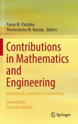 Omslag - Contributions in Mathematics and Engineering 2016