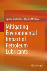Omslag - Mitigating Environmental Impact of Petroleum Lubricants 2016