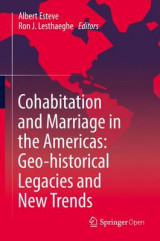 Omslag - Cohabitation and Marriage in the Americas: Geo-Historical Legacies and New Trends 2016