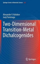 Omslag - Two-Dimensional Transition-Metal Dichalcogenides 2016