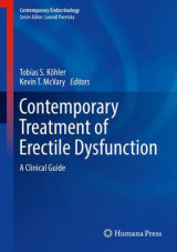 Omslag - Contemporary Treatment of Erectile Dysfunction 2016