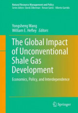 Omslag - The Global Impact of Unconventional Shale Gas Development 2016