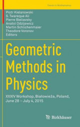 Omslag - Geometric Methods in Physics 2016